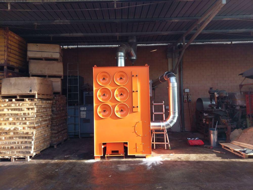Impianti di filtrazione taglio termico - 6